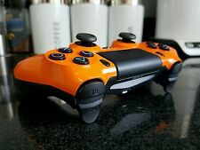 PS4 PS3 ORANGE FUSION ANTI RECOIL SNIPER BREATH AUTO RUN RAPID FIRE CONTROLLER