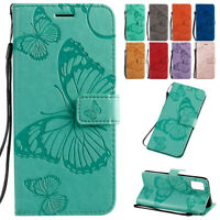 Wallet Slot Magnetic Flip Leather Case For Samsung A11/A31 A51 A71 Pattern Cover