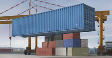 CONTAINER 40 Pieds, KIT TRUMPETER 1/35 n° 1030