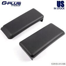 New Black For Ford F150 Front Bumper Guard Insert Cap Pad 2009-2014 10 11 12 13