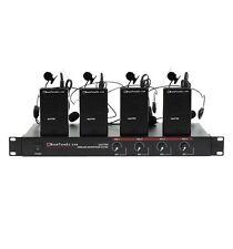 Micro VHF Quattro HL GR4 4 Serre Tete Boomtone DJ
