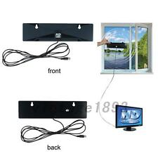 HD Clear Signal Vision Digital HDTV Antenna Ultra Thin Flat TV 1080P Indoor Hot