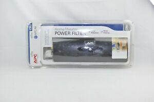 APC C3 AV Home Theater Power Filter 120V 15A 50/60Hz Transient Surge Suppressor