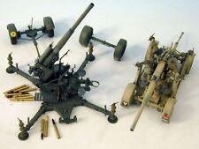 "1/35th Accurate Armour British 3.7"" HAA Gun"