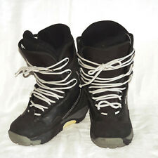 Rossignol Snowboard Boots sizes US 9.0 CM 270 Black Lace Up