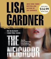 The Neighbor Bk. 3 by Lisa Gardner (2009, CD, Abridged)