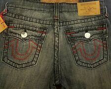 NWT True Religion boys size 12 Big T jeans