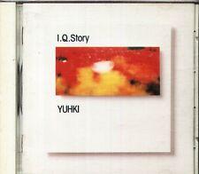 YUHKI - I.Q.Story - Japan CD - J-POP - 6Tracks