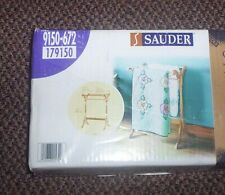 Sauder Medium Oak Wood Finish Quilt Throws Afghan Rack #9150-672 - New in Box