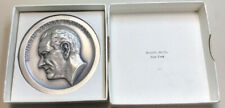 New ListingLyndon Baines Johnson Inauguration Medal 4.88 ozt .999+ Medallic Art w Box CoA