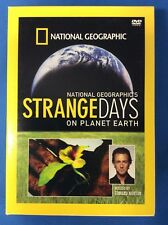 National Geographic: Strange Days on Planet Earth (DVD,2-Disc) VG-18511-375-014