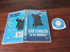 GAD  ELMALEH  :  LA VIE NORMALE      -    SPECTACLE        ---  UMD     pour PSP