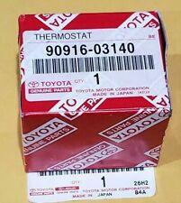 90916-03140 OEM NEW TOYOTA LEXUS 3.5L ENGINE COOLANT THERMOSTAT ES350 RX350 450H
