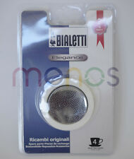 Bialetti Replacement Parts for 4 Cup Stainless Steel Venus Mia Kitty Musa