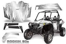 POLARIS RZR 900 XP 900XP & PRO ARMOR DOOR GRAPHICS KIT CREATORX ROCKIN 80s W