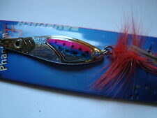 BLINKER PHANTOM F STREAM SPOON 18g 3D DESIGN JENZI HECHT ZANDER BARSCH Nr 3 TOP