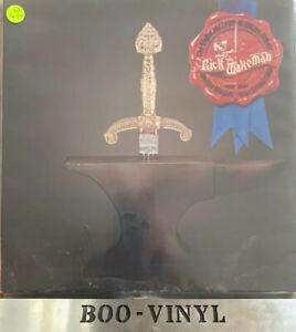 The Myths And Legends Of King Arthur  Vinyl (Rick Wakeman) AMLH 64515 VG+