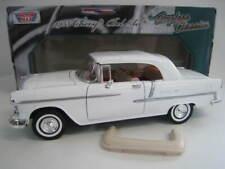 Chevy Bel Air  1955  in weiß  Timeless Classics  Motor Max  1:18  OVP  NEU