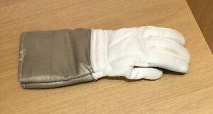 Leon Paul sabre fencing glove for training - LEFT HAND Medium - Used