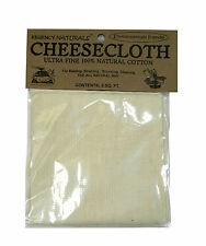 Regency CheeseCloth - Straining/Basting/Steaming - Cloth Strainer - 100% Natural