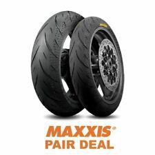 Maxxis Diamond Pair 120/60-17 & 160/60-17 ZR Tyres SUZUKI GSF 600 Bandit  00-04