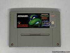 Turtles Tournament Fighters - Super Nintendo - Snes