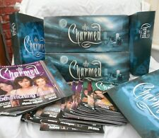 Charmed Complete DVD Collection Seasons sealed plus 59 magazines & folders rare