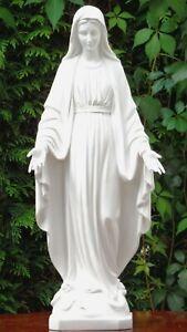 Marienfigur, Madonna Figur Maria Muttergottes 50 cm für draußen