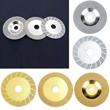 "4"" 100mm Diamond Saw Blade Abrasive Disc Glass Ceramic Cutting Wheel for Grinder"