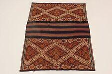 en exclusivité nomades Kelim Sumach Tapis Persan d'Orient 1,68 x 1,29