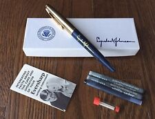 Genuine President Lyndon B Johnson 1960s Era White House Pen - Presidential Seal