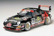 24175 Tamiya Taisan Porsche 911 Gt2 1/24th Plastic Kit Assembly Model Race Car
