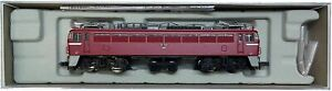 Microace A0152 Electric Locomotive ED72-20 SG Removal (N Scale) IMN