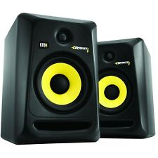 KRK RP-6 G3 RP6 G3 ROKIT STUDIO MONITORS BLACK COUPLE / PAIR (2) - OFFER