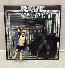 Rave Wars Star Wars +vintage Star Wars Figure Quirky Collection