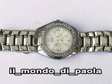 OROLOGIO DA POLSO GUESS 115074L1 VINTAGE WATCH WOMAN DONNA GENUINE NEW _