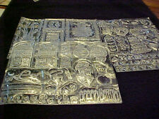 Clear Alphabet Numbers 78 Clear Stamps Clear Stamp Mount