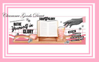 Soap And & Glory Bathe Yourself In Glory Bath Tray Christmas Gift Set