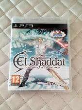 EL SHADDAI - ASCENSION OF THE METATRON PS3 BRAND NEW AND SEALED