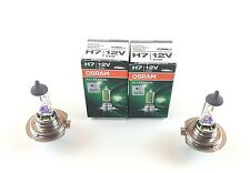 2 x H7 OSRAM All Season All-Season Lamp Lamp Bulb 12V 55W +30% More Light