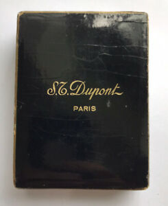 Early St Dupont Ligne 1 (SMALL) Lighter Box