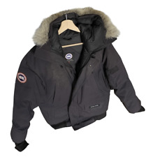Men's Canada Goose Chilliwack Bomber Size Small, Blue RRP £775