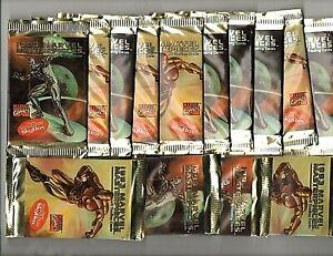 1993 Skybox Marvel Masterpieces (14) Sealed Unopened Packs