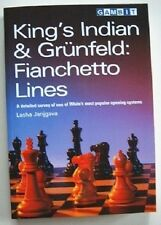 King's Indian And Grünfeld: Fianchetto Lines, (Lasha Janjgava)