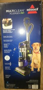 BISSELL MultiClean Allergen Pet Corded Bagless Upright Vacuum with HEPA Filter