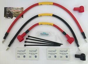 ES-35 Benelli 1130 & 899 TNT & TRE Hi Cap Starter Circuit Upgrade Cable Kit