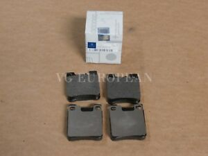 NEW Mercedes-Benz Genuine Rear Brake Pad Set Cl S CLK E SL Class 0044209220