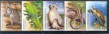 Australia-Species at Risk mnh strip of 5-Wild Animals-3247/51