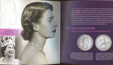 United Kingdom 1953-2003 Coronation Anniversary Coin Collection Royal Mint Set