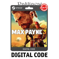 Max Payne 3 STEAM (PC) - Steam Key [GLOBAL]